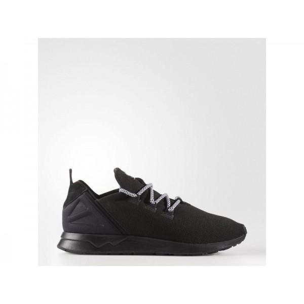 Adidas Herren ZX Flux Originals Schuhe - Black/Black/Ftwr White Adidas B49404