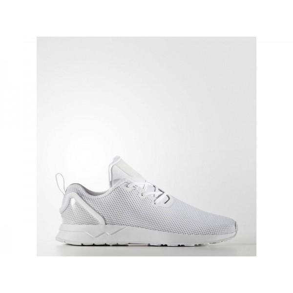 Adidas ZX Flux für Herren Originals Schuhe Online - Ftwr White/Ftwr White/Ftwr White