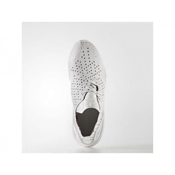 Adidas ZX Flux für Herren Originals Schuhe - Crystal White S16/Crystal White S16/Ftwr White
