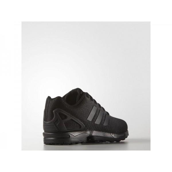 Adidas Herren ZX Flux Originals Schuhe - Black/Black/Dark Grey Adidas S32279