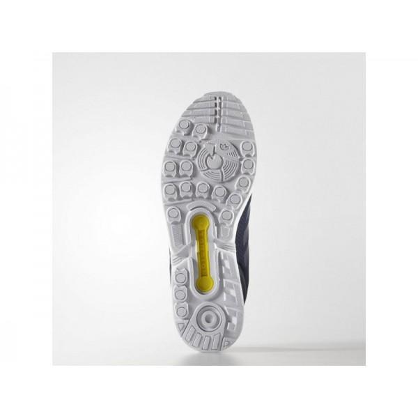 Adidas ZX Flux für Herren Originals Schuhe - Dark Blue/White Adidas M19841