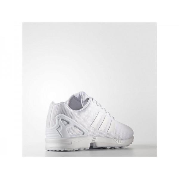 Adidas ZX Flux für Herren Originals Schuhe Online - Ftwr White/Ftwr White/Grey