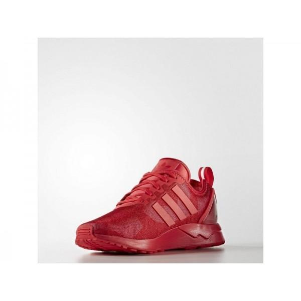 Adidas Herren ZX Flux Originals Schuhe - Ray Red F16/Ray Red F16/Ftwr White
