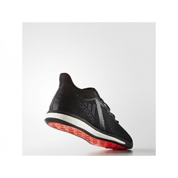 Adidas Herren X 16 Fußball Schuhe - Black/Night Met. F13/Solar Red