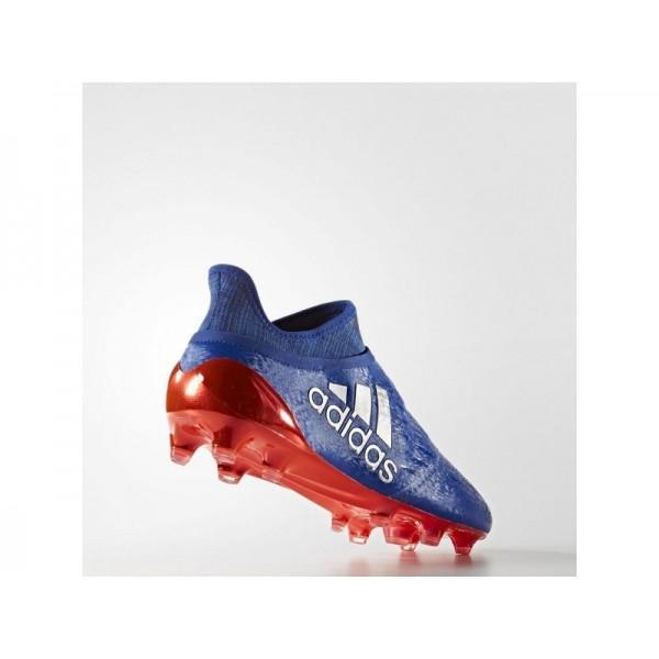 Adidas X 16 für Herren Fußball Schuhe günstig - Collegiate Royal/Solar Red/Solar Red