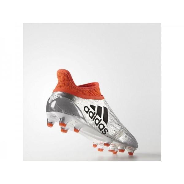 Adidas Herren X 16 Fußball Schuhe - Solar Red/Silver Met./Hi-Res Red F13 Adidas S81958