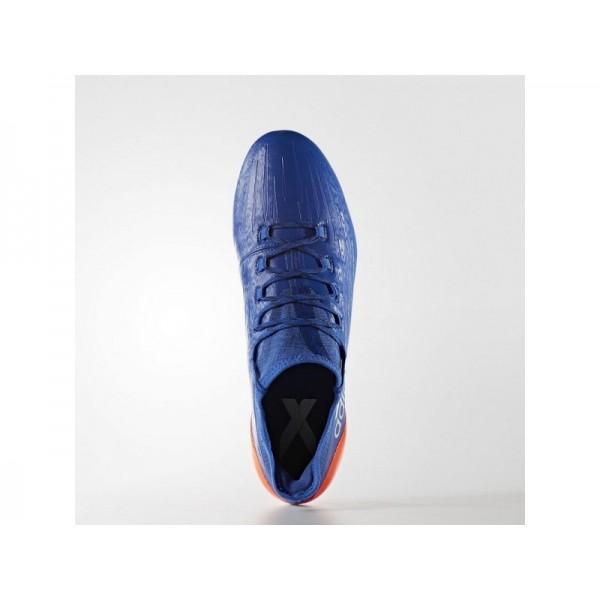 Adidas X 16 für Herren Fußball Schuhe günstig - Collegiate Royal/Silver Met./Solar Red