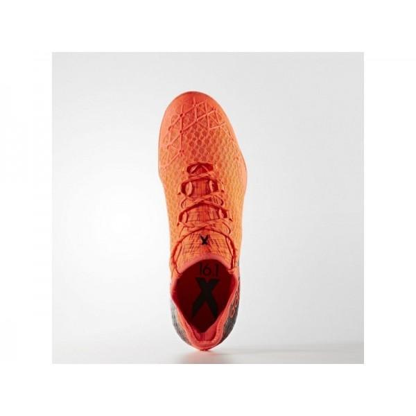 Adidas Herren X 16 Fußball Schuhe - Solar Red/Black/Hi-Res Red F13