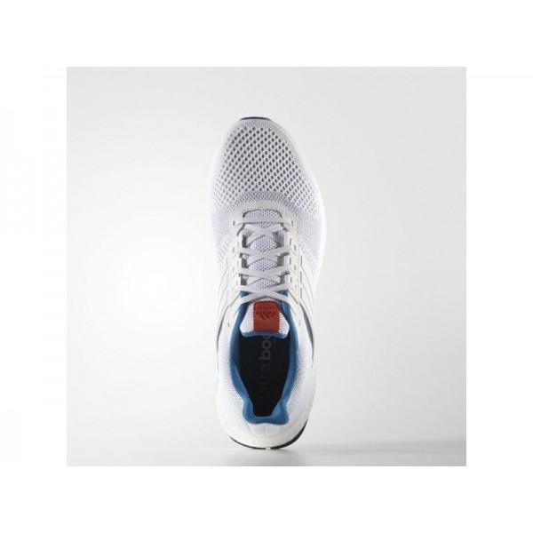 Adidas Ultra Boost für Herren Running Schuhe Online - Ftwr White/Ftwr White/Craft Chili F16