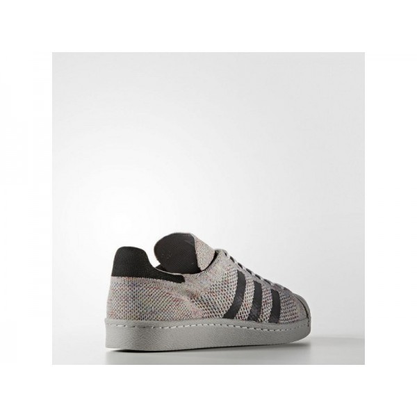 Adidas Herren Superstar Originals Schuhe - Mgh Solid Grey/Mgh Solid Grey/Ftwr White