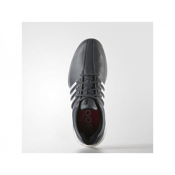 Adidas Herren Tour 360 Golf Schuhe - Onyx/White/Shock Red Adidas F33253
