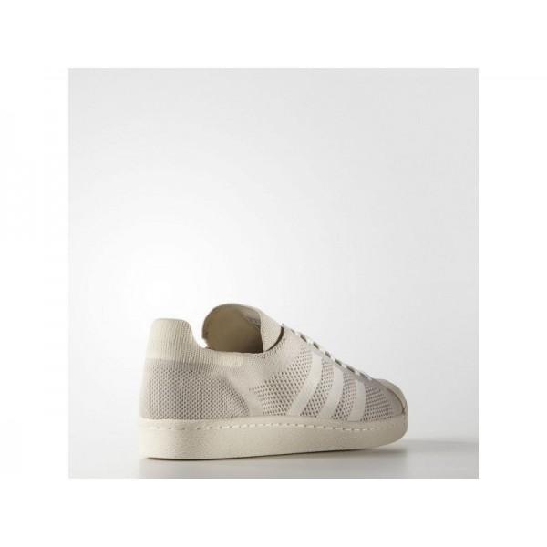 Adidas Superstar für Herren Originals Schuhe - Chalk White/Grey