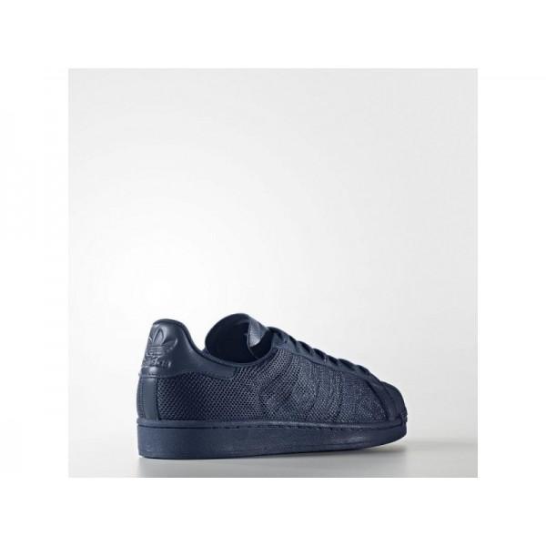 Adidas Herren Superstar Originals Schuhe - Tech Ink F16/Tech Ink F16/Tech Ink F16