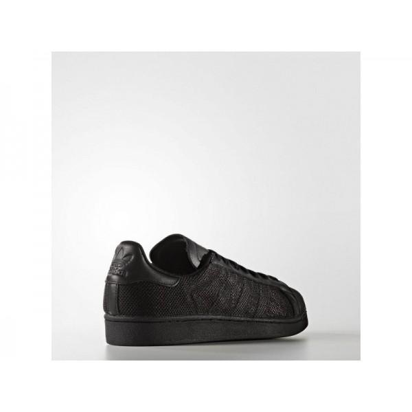 Adidas Superstar für Herren Originals Schuhe - Black/Black/Black