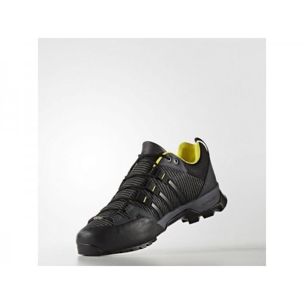 adidas Sneakers TERREX SCOPE GTX Herren Schuhe - Dunkelgrau/Kern Schwarz/Vista Grau S15