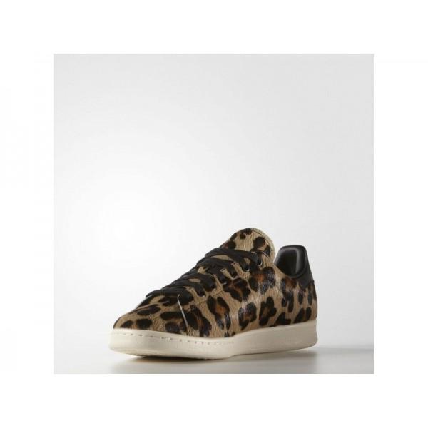 Originalsschuhe Adidas 'Stan Smith' Schwarz/Weiß Kreide Schuhe für Herren