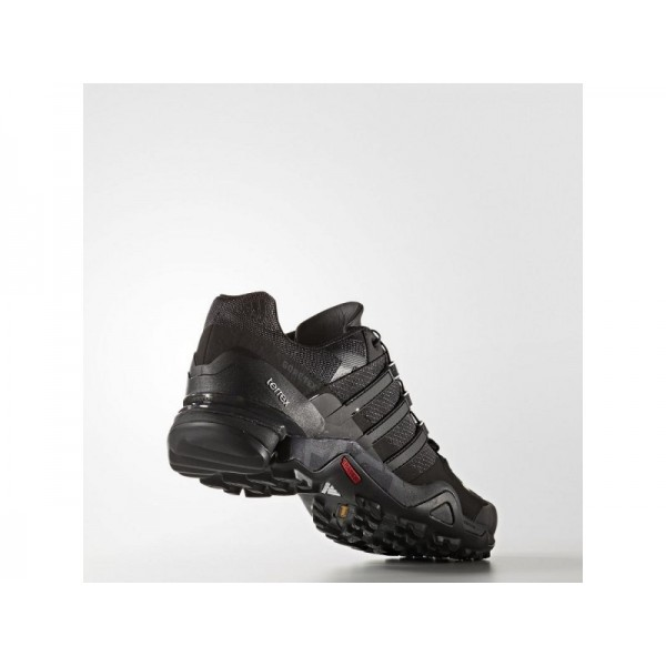 adidas Sneakers TERREX FAST R GTX Herren Schuhe - Schwarz/Dunkelgrau/Weiß