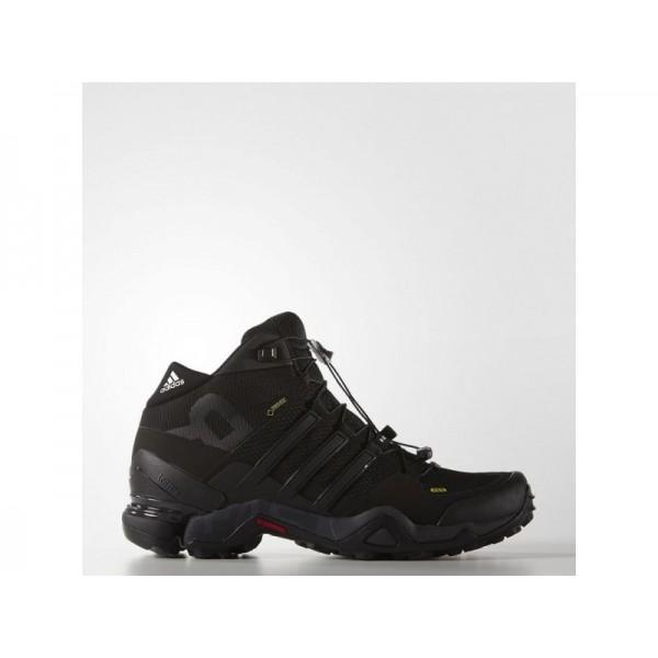 adidas Sneakers TERREX FAST R MID GTX Herren Schuhe - Schwarz/Dunkelgrau/Weiß