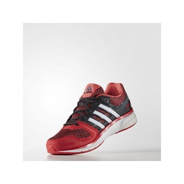 adidas Laufschuhe QUESTAR BOOST Herren Schuhe - Ray Red F16/Weiß/Schwarz
