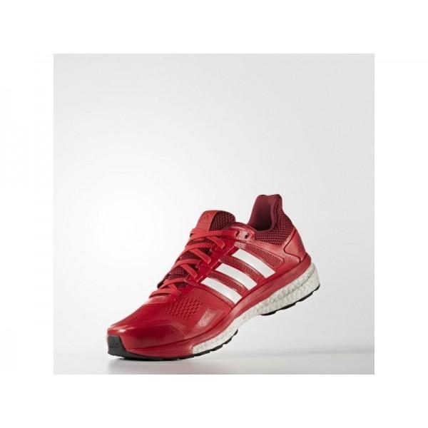 adidas Laufschuhe SUPERNOVA GLIDE 8 Herren Schuhe - Ray Red F16/Weiß/Collegiate Burgund