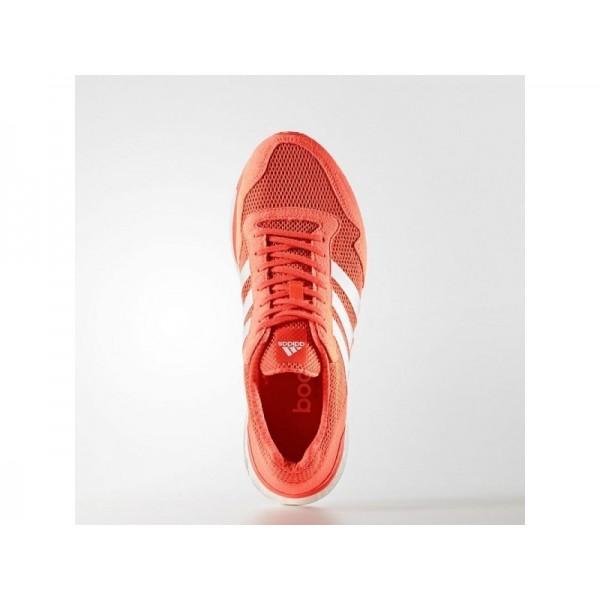 adidas Laufschuhe ADIZERO ADIOS 3.0 Herren Schuhe - Solar-Rot/Weiß/Solar-Rot