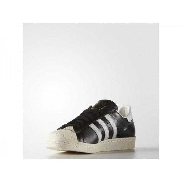 Adidas Superstar für Herren Originals Schuhe - Black/White/Chalk White