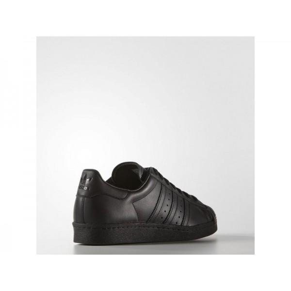Adidas Superstar für Herren Originals Schuhe - Black/White S79442