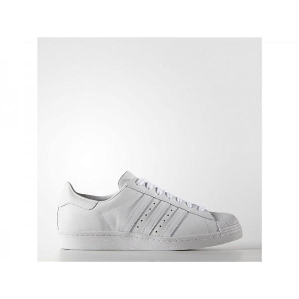 Adidas Herren Superstar Originals Schuhe Verkaufen - White/Black Adidas S79443