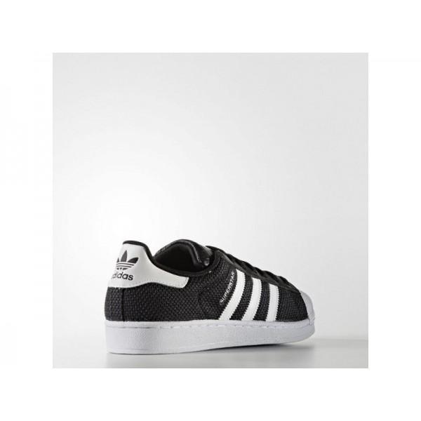 Adidas Superstar für Herren Originals Schuhe - Black/Ftwr White/Ftwr White