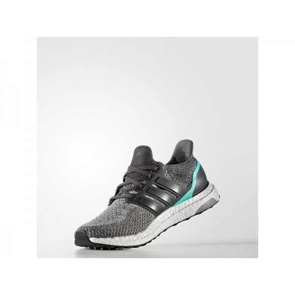 Adidas Ultra Boost für Herren Running Schuhe - Dgh Solid Grey/Dgh Solid Grey/Shock Mint S16