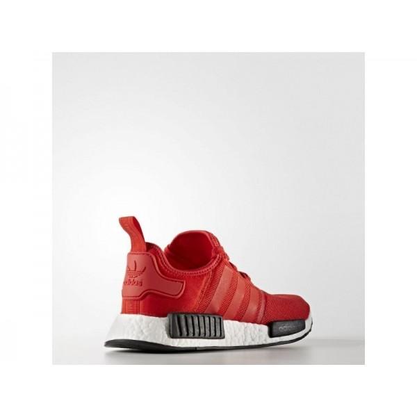 Adidas NMD R1 für Herren Originals Schuhe - Red/Red/Ftwr White Adidas BB1970
