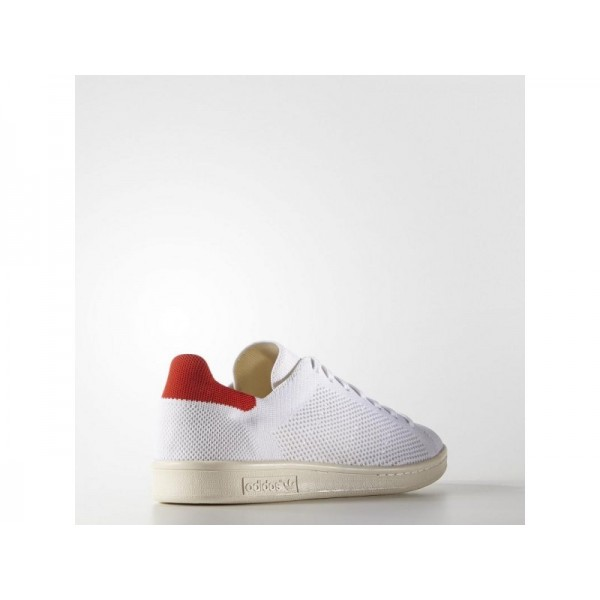 Adidas Stan Smith für Herren Originals Schuhe Verkaufen - White/Chalk White Adidas S75147