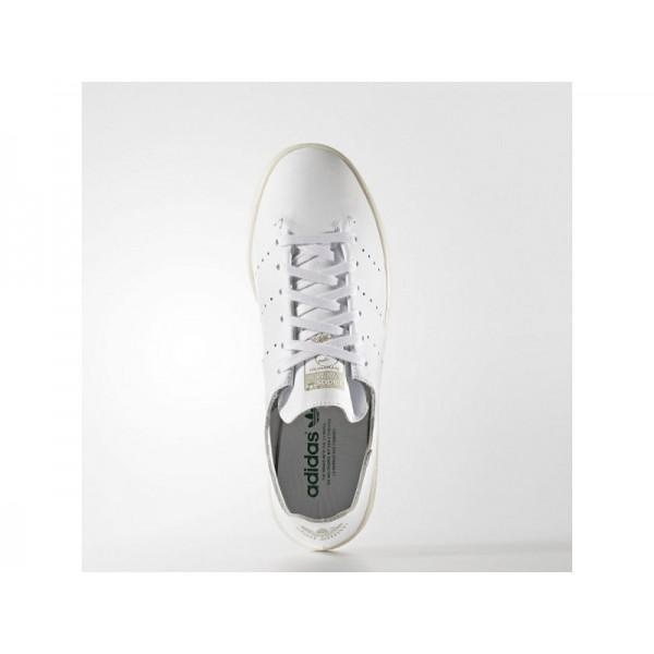 Adidas Herren Stan Smith Originals Schuhe Online - Ftwr White/Ftwr White/Green