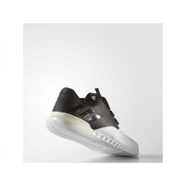adidas Trainingsschuhe CRAZYMOVE BOUNCE Herren Schuhe - Schwarz/Schwarz/Solar Red