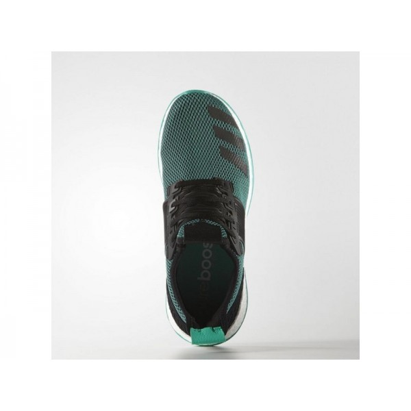 adidas Laufschuhe PURE BOOST ZG Herren Schuhe - Schwarz/Schwarz/Shock Mint S16