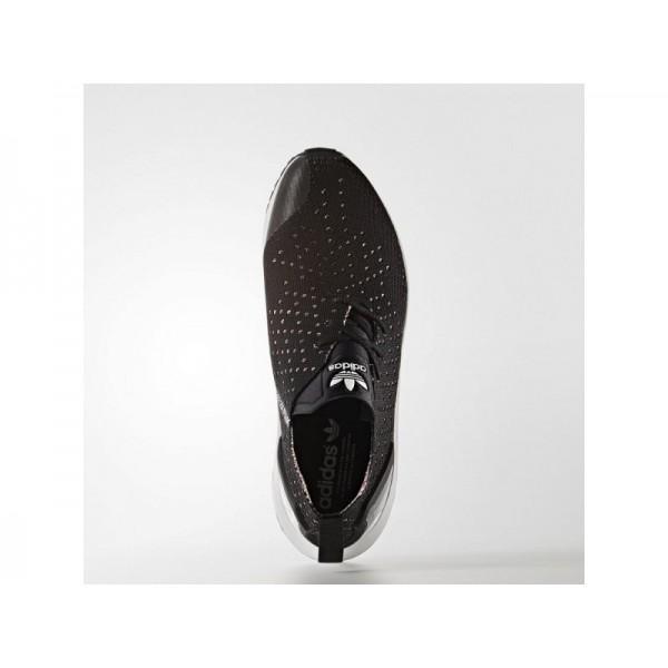 Originalsschuhe Adidas 'ZX Flux ADV Asym Primeknit Shoes' Schwarz/Weiß FTWR für Herren Schuhe