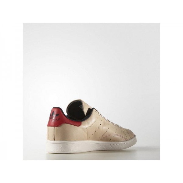 adidas Originals STAN SMITH THE FOURNESS Herren Schuhe - Pale Akt/Pale Akt/Chalk White