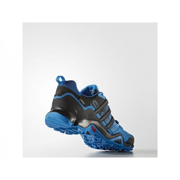 adidas Sneakers TERREX SWIFT R GTX Herren Schuhe - Shock Blau S16/Kern Schwarz/Weiß Kreide