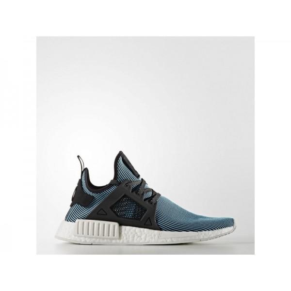 Originalsschuhe Adidas 'NMD_XR1 Primeknit' Helles Cyan/Hell Cyan/Altweiß S15-St Schuhe für Herren