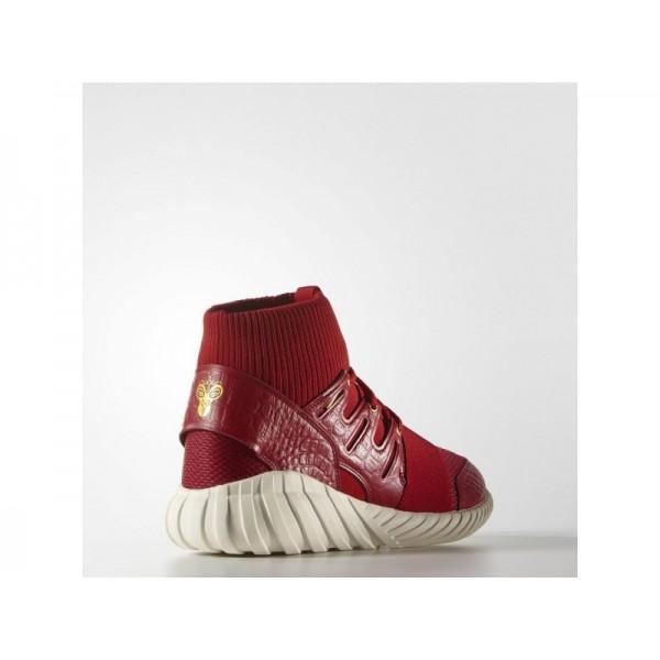 adidas Originals TUBULAR DOOM CHINESE NEW YEAR Herren Schuhe - Power Red/Gold Metallic