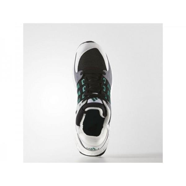 Originalsschuhe Adidas 'EQT Support 93/16' Schwarz/Sub Grün/Altweiß Schuhe für Herren