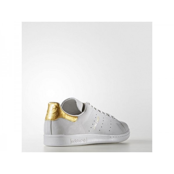 adidas Originals STAN SMITH DECONSTRUCTED Herren Schuhe - Weiß/Hellbraun