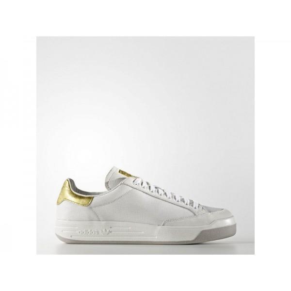 adidas Originals ROD LAVER SUPER GOLD LEAF SHOES H...