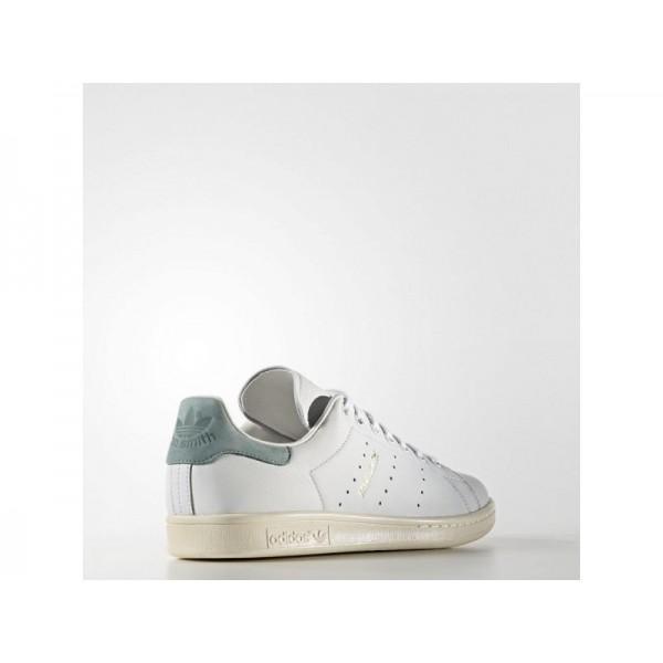 Adidas Herren Stan Smith Originals Schuhe Online - Ftwr White/Ftwr White/Vapour Steel F16