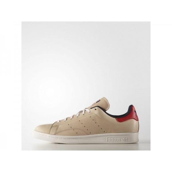 Adidas Herren Stan Smith Originals Schuhe - Pale Nude/Pale Nude/Chalk White