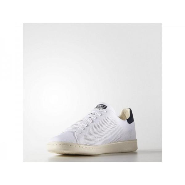 Adidas Stan Smith für Herren Originals Schuhe Verkaufen - White/Chalk White Adidas S75148
