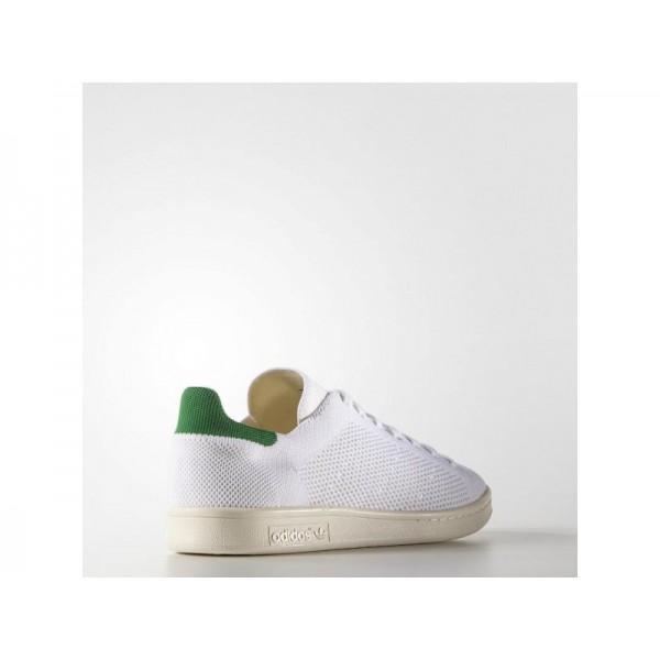 Adidas Stan Smith für Herren Originals Schuhe Verkaufen - White/Chalk White Adidas S75146