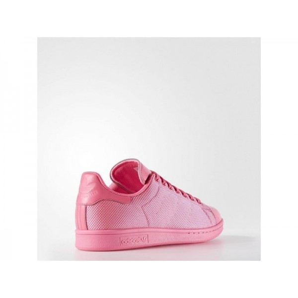 Adidas Herren Stan Smith Originals Schuhe - Solar Pink/Solar Pink/Solar Pink