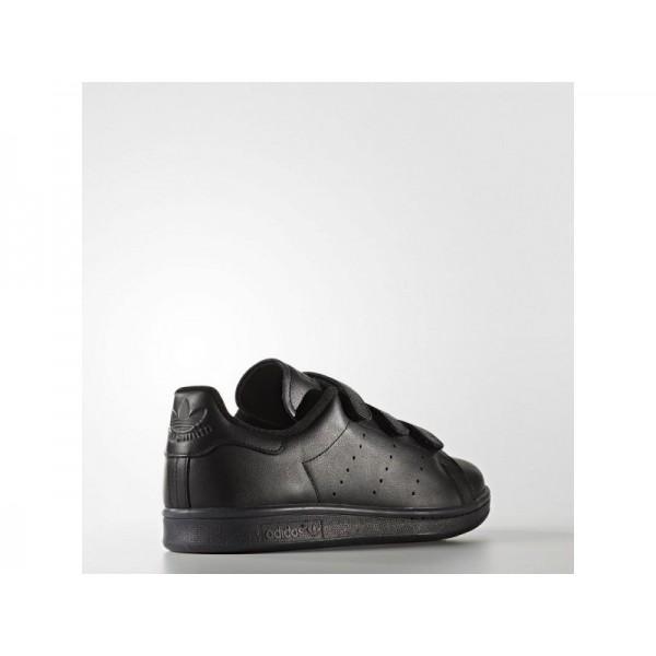 Adidas Herren Stan Smith Originals Schuhe - Black/Black/Black