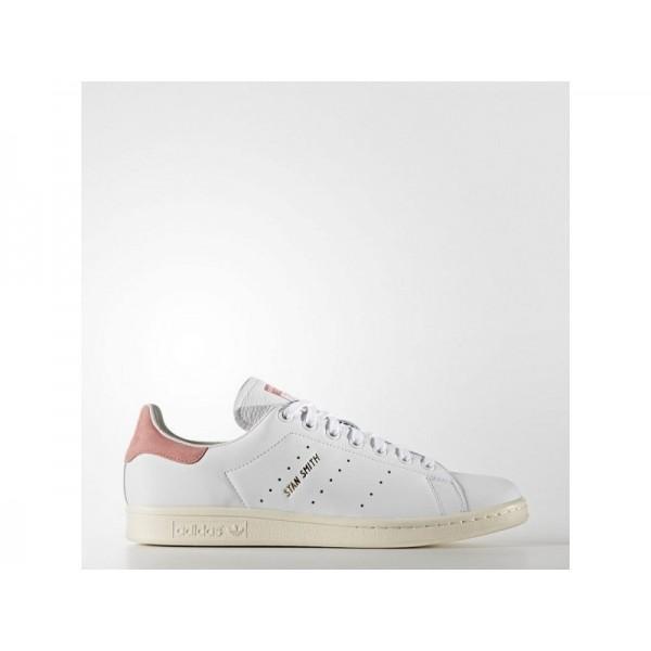 Adidas Herren Stan Smith Originals Schuhe Online - Ftwr White/Ftwr White/Ray Pink F16